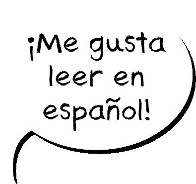 Me gusta leer en espanol!