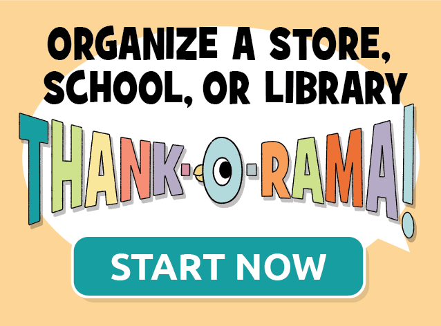 Organize a store, school, or library