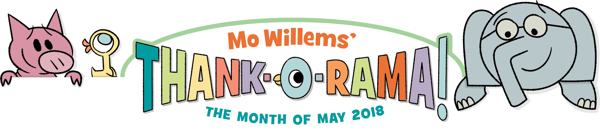 Mo Willems Thankorama