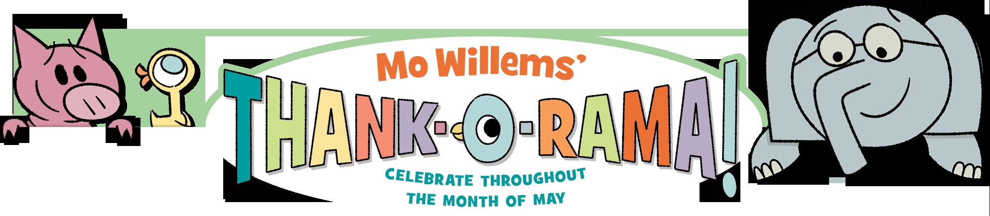 Mo Willems Thankorama