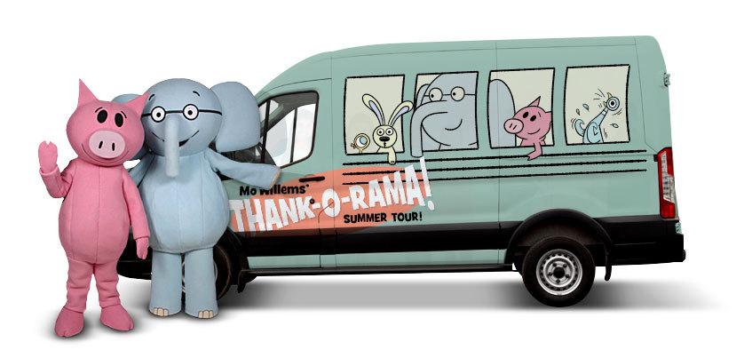 Thankorama Van