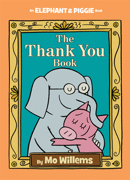 The Thank You Book Cover