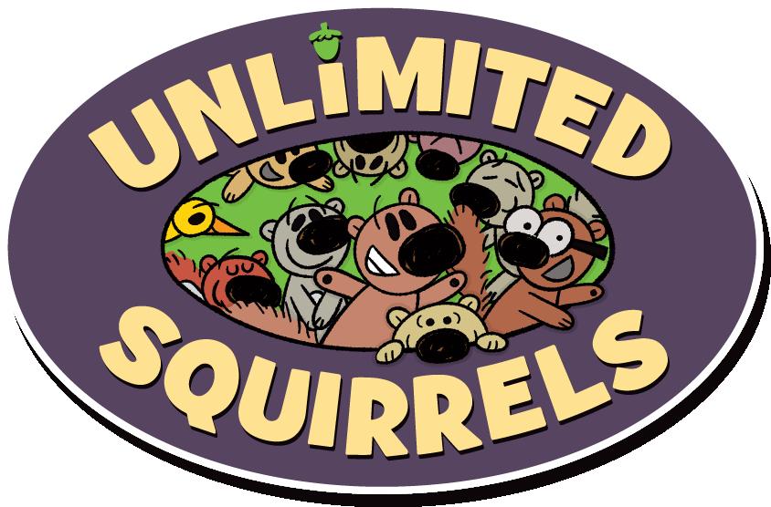 Unlimited Squirrels