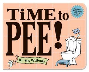 Time to Pee Board Book