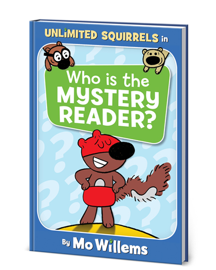 Unlimited Squirrels: Who is the Mystery Reader